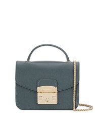 Furla Metropolis Mini Bag Grey