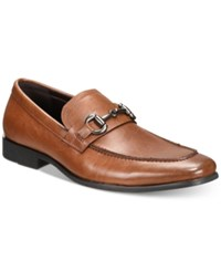 Unlisted By Kenneth Cole Men's Stay Bit Loafers Men's Shoes Cognac