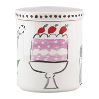 Kate Spade Pretty Pantry Canister Large