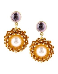 Vickisarge Earrings Gold
