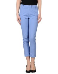Sessun Casual Pants Pastel Blue