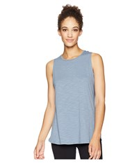 Tasc Performance Nola Tank Top Galaxy Blue Sleeveless