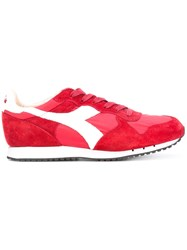 Diadora Trident Sneakers Red