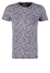 Jack And Jones Jack And Jones Galaxy Print Tshirt Dress Blues Berry