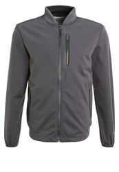 Your Turn Active Soft Shell Jacket Dark Grey