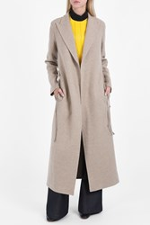 The Row Bieden Coat Grey