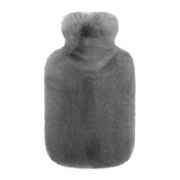 Helen Moore Hot Water Bottle Cloud Grey