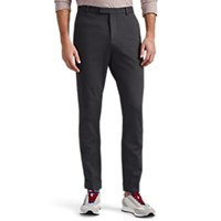 Atm Anthony Thomas Melillo Ponte Flat Front Trousers Charcoal