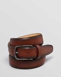 The Men's Store At Bloomingdale's Park Ave Leather Belt Brown