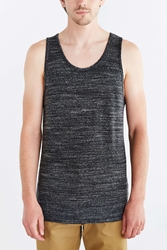 Koto Marled Tank Top Black