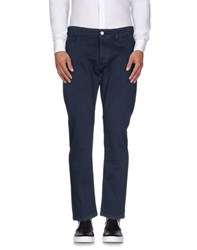 Entre Amis Trousers Casual Trousers Men Dark Blue