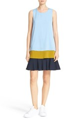 Diane Von Furstenberg Women's Lisa Silk Sheath Dress