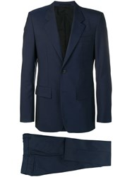 Maison Martin Margiela Two Piece Suit Blue
