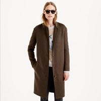 J.Crew Collection Italian Cashmere To Coat