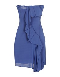 Relish Dresses Short Dresses Women Pastel Blue