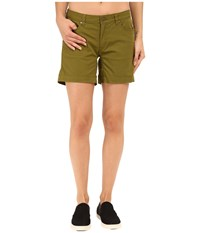 Black Diamond Stretch Font Shorts Sage Women's Shorts Green