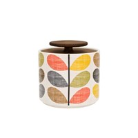 Orla Kiely Multi Stem Storage Jar 1L