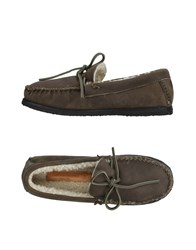 Etoile Isabel Marant Loafers Military Green