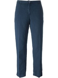 Massimo Alba 'Liza' Trousers Blue