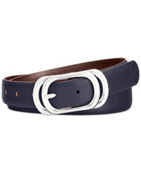 Style And Co. Oval Reversible Belt Only At Macy's