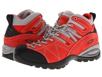 Asolo Trinity Fire Red Gray Women's Hiking Boots Orange