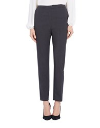 Ellen Tracy Tapered Trousers Charcoal