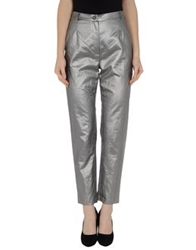 Alex Vidal Casual Pants Grey