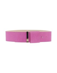 Space Style Concept Belts Fuchsia