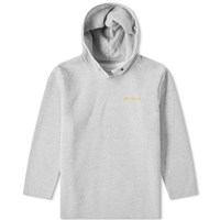 Aime Leon Dore Deconstructed Gym Hoody Grey