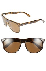 Men's Ray Ban 'Boyfriend' 60Mm Polarized Sunglasses