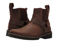 Harley Davidson Duran Brown Men's Boots