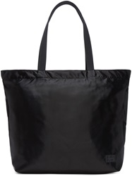 Porter Black Nylon Focus Tote