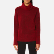 Gestuz Women's Peoni Classic Roll Neck Jumper Red