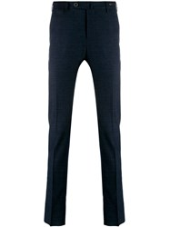 Pt01 Lower East Side Hepcat Trousers Blue