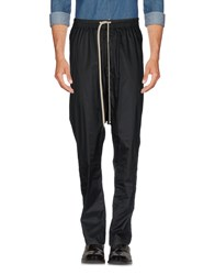 Rick Owens Drkshdw By Casual Pants Black