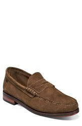 Florsheim Heads Up Penny Loafer Snuff Suede