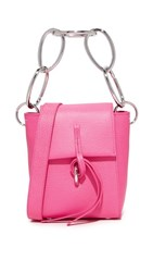 3.1 Phillip Lim Leigh Small Top Handle Bag Candy Pink