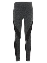 Lndr Launch Performance Leggings Dark Grey
