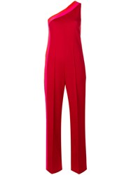 Golden Goose Deluxe Brand Paloma Jumpsuit Red