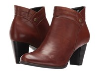Spring Step Itilia Brown Women's Dress Boots