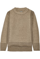 Maiyet Textured Cashmere Sweater