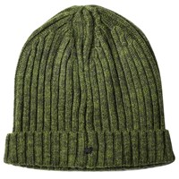 Lords Of Harlech Bob Beanie In Olive Green