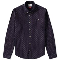 Barbour Gregg Shirt Blue