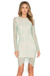 Elle Zeitoune Melanie Dress Mint