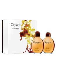 Calvin Klein Obsession For Men Gift Set 128.00 Value No Color