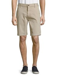 7 For All Mankind Chino Shorts Blue Wave