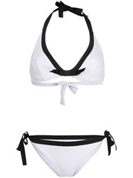 Fisico Two Tone Bikini Set 60