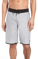 Billabong 73 Og Board Shorts Silver Heather