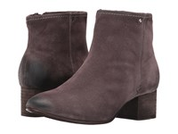 Trask Vivian Grey Italian Suede Women's Boots Brown