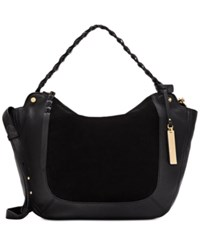 Vince Camuto Luela Small Shoulder Bag A Macy's Exclusive Style Black